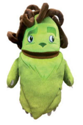 Greenman and the Magic Forest All Levels Puppet