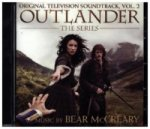 Outlander, 1 Audio-CD (Original Television Soundtrack). Vol.2
