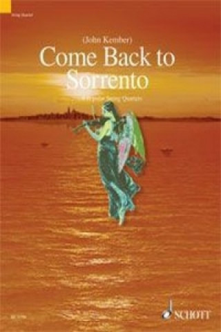 Come Back to Sorrento, Partitur und Stimmen