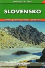 Sprievodca na cesty Slovensko