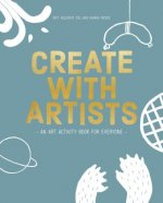 Create with Artists: an Art Activity Book