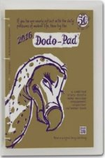 Dodo Pad A4 Universal Diary 2016 c/w Binder - Week to View Calendar Year