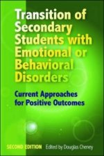 Transition of Secondary Students with Emotional or Behavioral Disorders