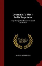 Journal of a West-India Proprietor