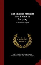 Milking Machine as a Factor in Dairying