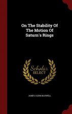On the Stability of the Motion of Saturn's Rings