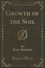 Growth of the Soil, Vol. 1 (Classic Reprint)