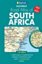 Glovebox Road Atlas of South Africa