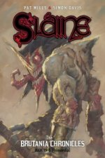 Slaine Brutania Chronicles 2