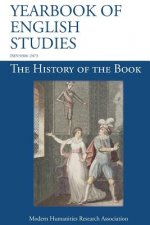 History of the Book (Yearbook of English Studies (45) 2015)