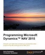 Programming Microsoft Dynamics (TM) NAV 2015