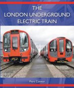 London Underground Electric Train