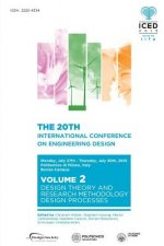Proceedings of the 20th International Conference on Engineering Design (Iced 15) Volume 2