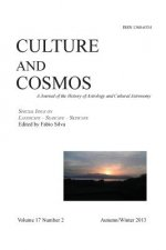 Culture and Cosmos Vol 17 Number 2