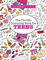 Terrific Colouring Book for Teens (a Really Relaxing Colouring Book)