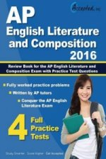 AP English Literature and Composition 2016