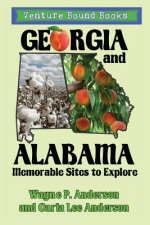 Georgia and Alabama
