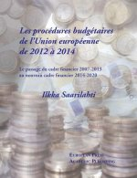 Les Procedures Budgetaires de L'Union Europeenne de 2012 a 2014