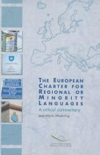 European Charter for Regional or Minority Languages, a Critical Commentary