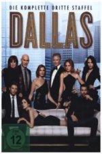 Dallas (2012). Staffel.3, 4 DVD