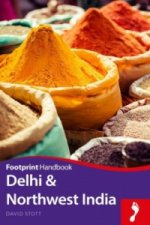 Footprint Handbook Delhi & Northwest India