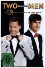 Two and a half Men, 12 DVDs. Staffel.12