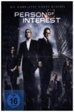 Person of Interest, 6 DVD. Staffel.4