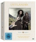 Outlander, 3 DVDs (Collector's Box-Set). Season.1.2