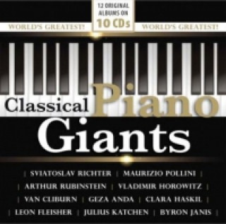 Worlds Greatest - Piano Giants