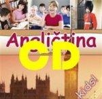 Angličtina pro 6. ročník základní školy - CD