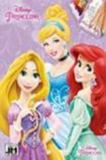 Disney Princezna omalovánka