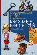 Logopedické pexeso a obrázkové čtení B-P-N-D-F-N