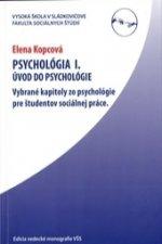 Psychológia I.