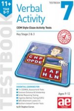 11+ Verbal Activity Year 5-7 Testbook 7: CEM Style Cloze Activity Tests