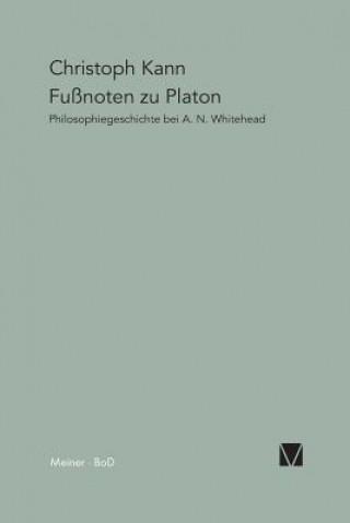 Fussnoten zu Platon