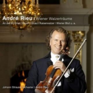 Andre Rieu - Wiener Walzerträume, 1 Audio-CD