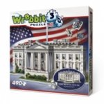 The White House - Washington 3D (Puzzle)