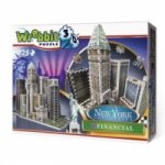 Financial - New York Collection 3D (Puzzle)