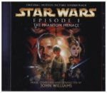 Star Wars Episode 1: The Phantom Menace, 1 Audio-CD (Soundtrack)