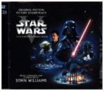 Star Wars Episode V: The Empire Strikes Back (Original Motion Picture Soundtrack), 2 Audio-CDs (Soundtrack)