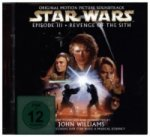 Star Wars Episode III: Revenge of the Sith (Original Motion Picture Soundtrack), 1 Audio-CD + 1 DVD (Soundtrack)