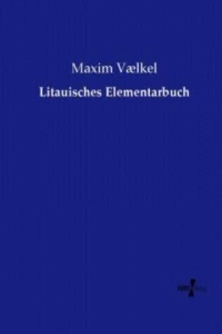 Litauisches Elementarbuch