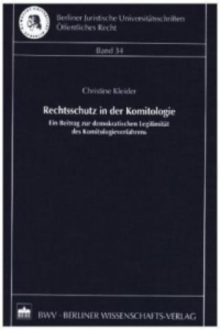 Rechtsschutz in der Komitologie