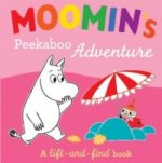 Moomin Goes on Holiday: A Lift-and-look book