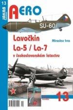Lavočkin La-5/La-7 v československém letectvu