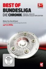 Best of Bundesliga (1963-2015), 11 DVDs