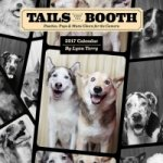 Tails from the Booth 2017 Wall Calendar