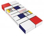 Mondrian Colored Pencils