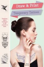 Draw & Print Temporary Tattoos