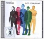 Pentatonix (Super Deluxe Version), 2 Audio-CDs